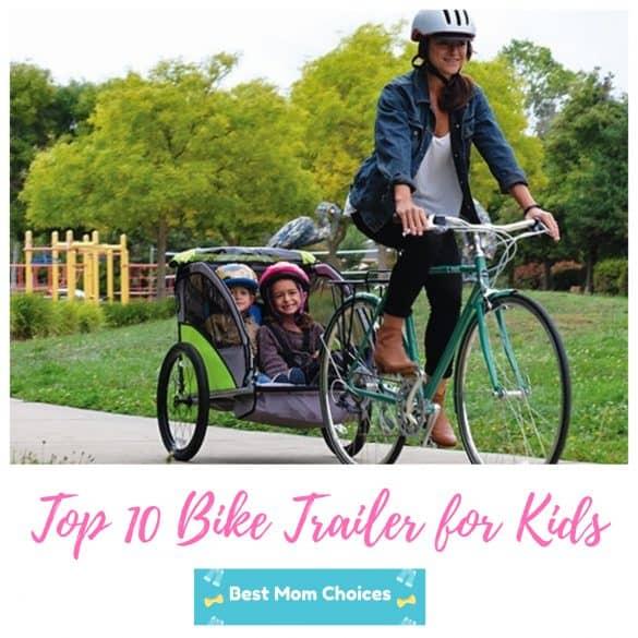 best bike trailer for kids 2020