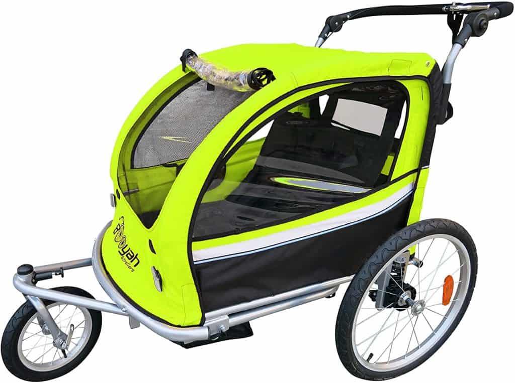 best bike trailer for children