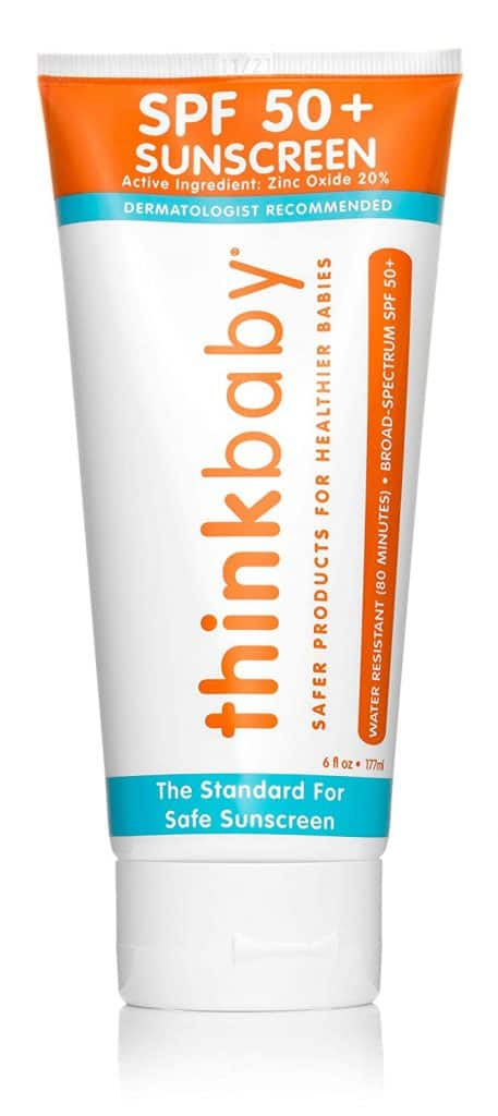 best pregnancy safe sunscreen