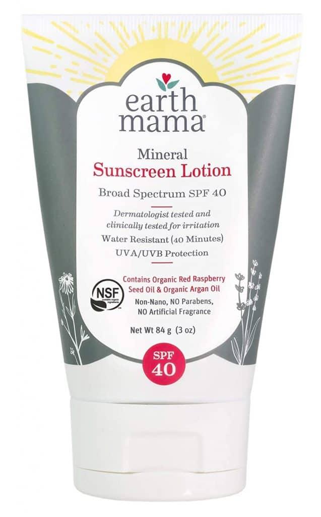 sunscreen for pregnant women