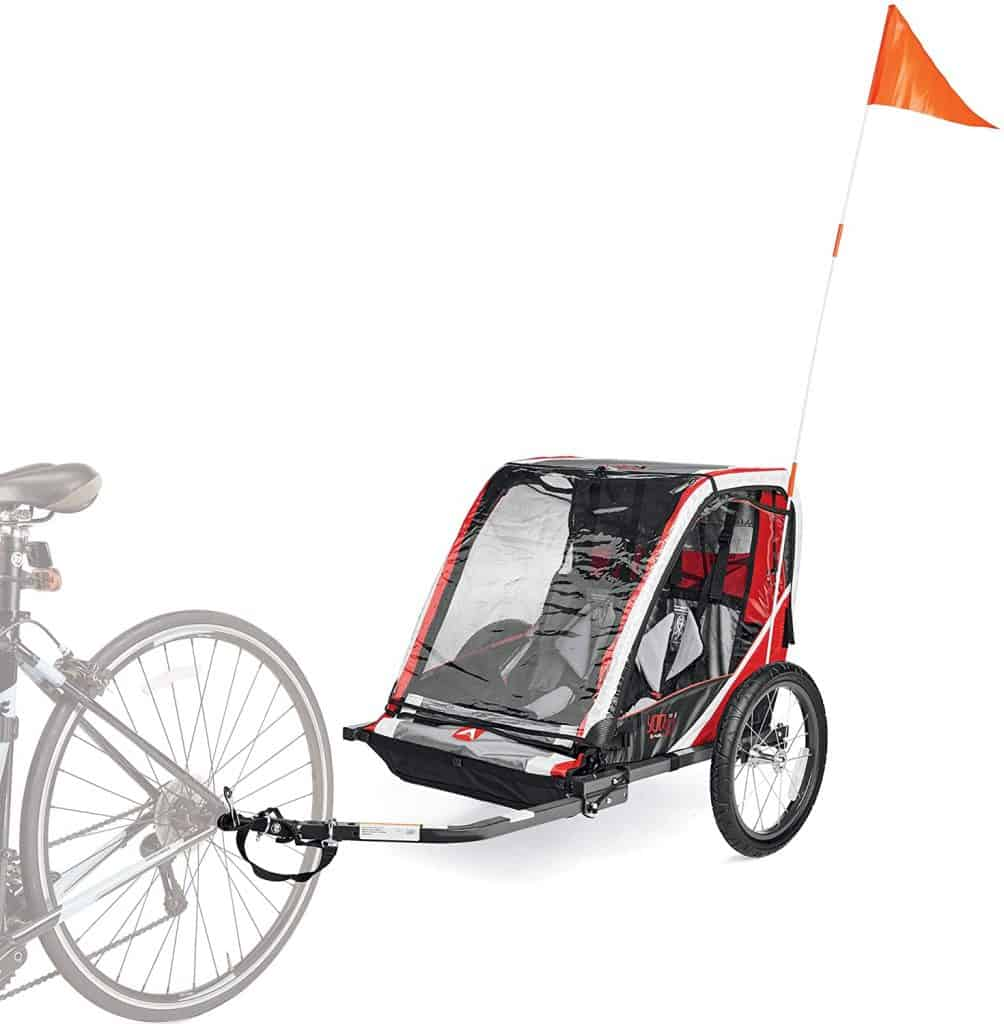 trailer for kids bike