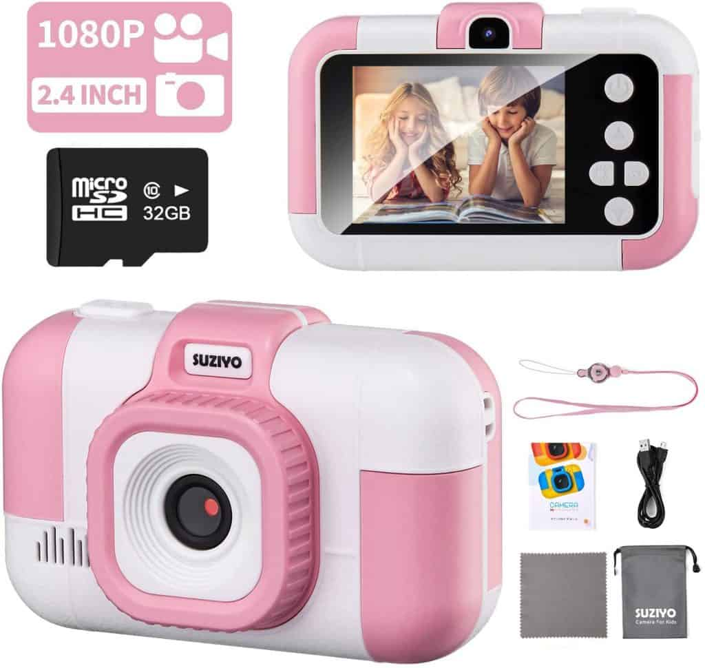 video camera for kids