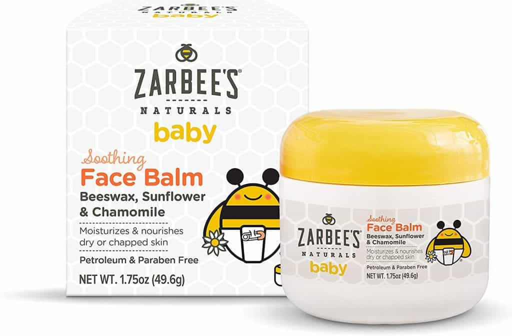 baby face cream for dry skin