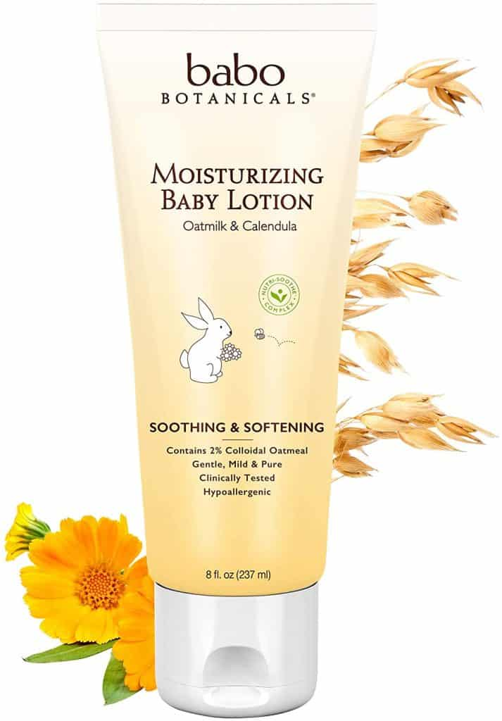 best baby lotion for eczema