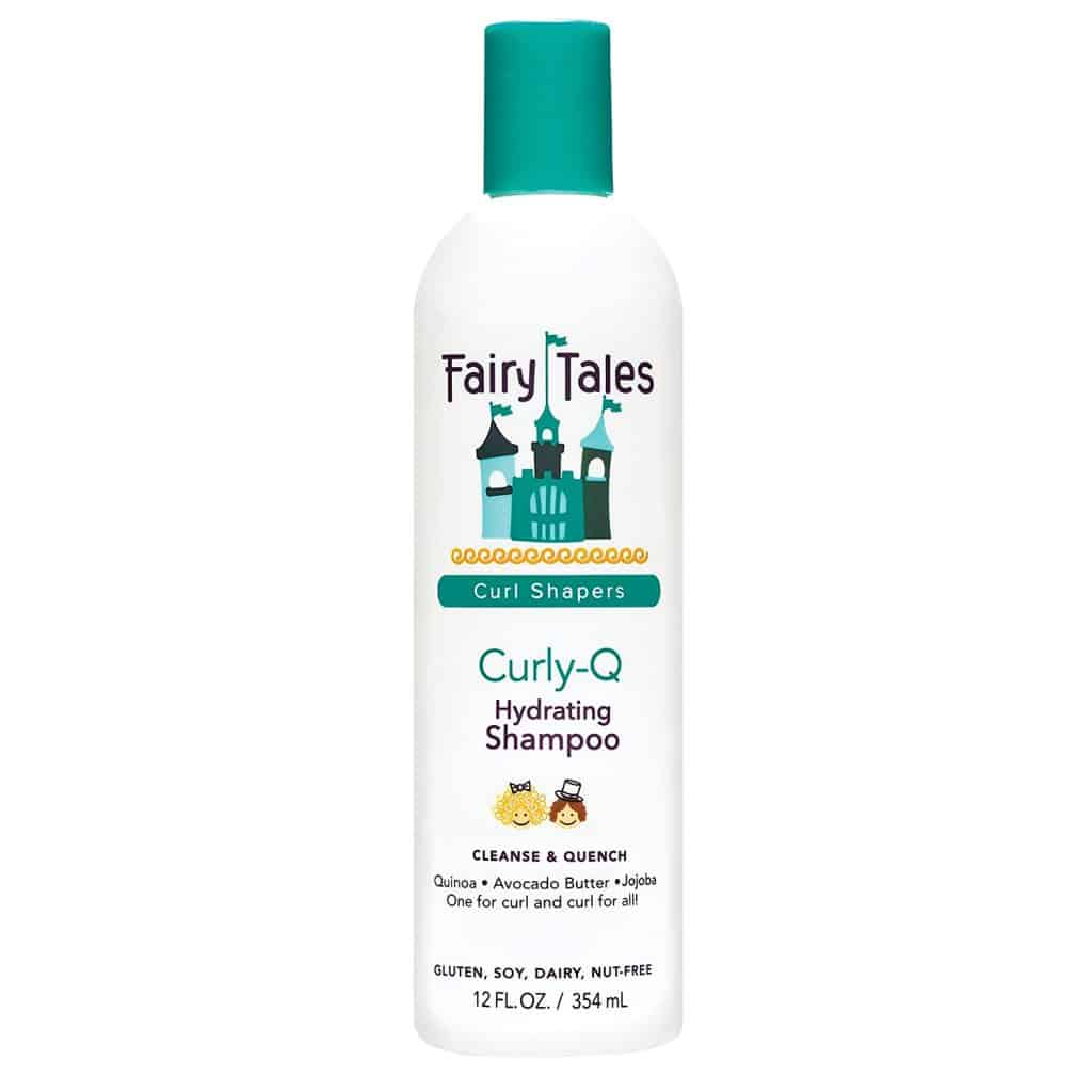 best shampoo for baby with curly hair