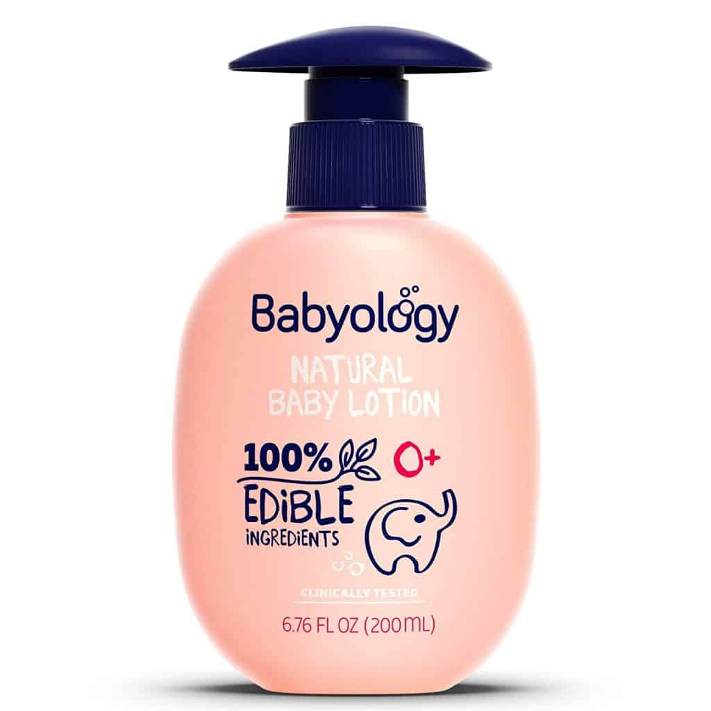 natural lotions for babies