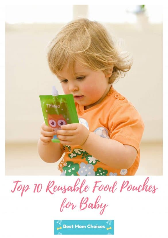 reusable food pouches for baby top 10