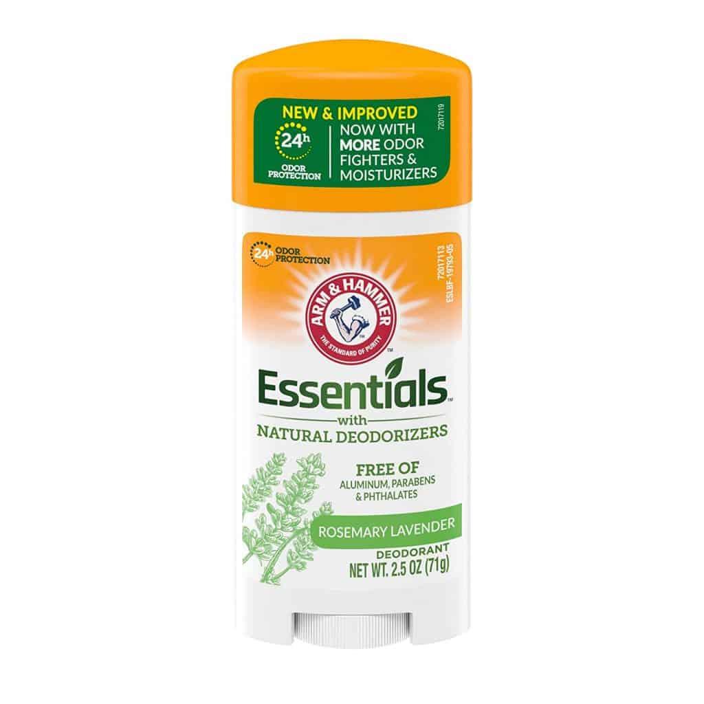 safe pregnancy deodorant