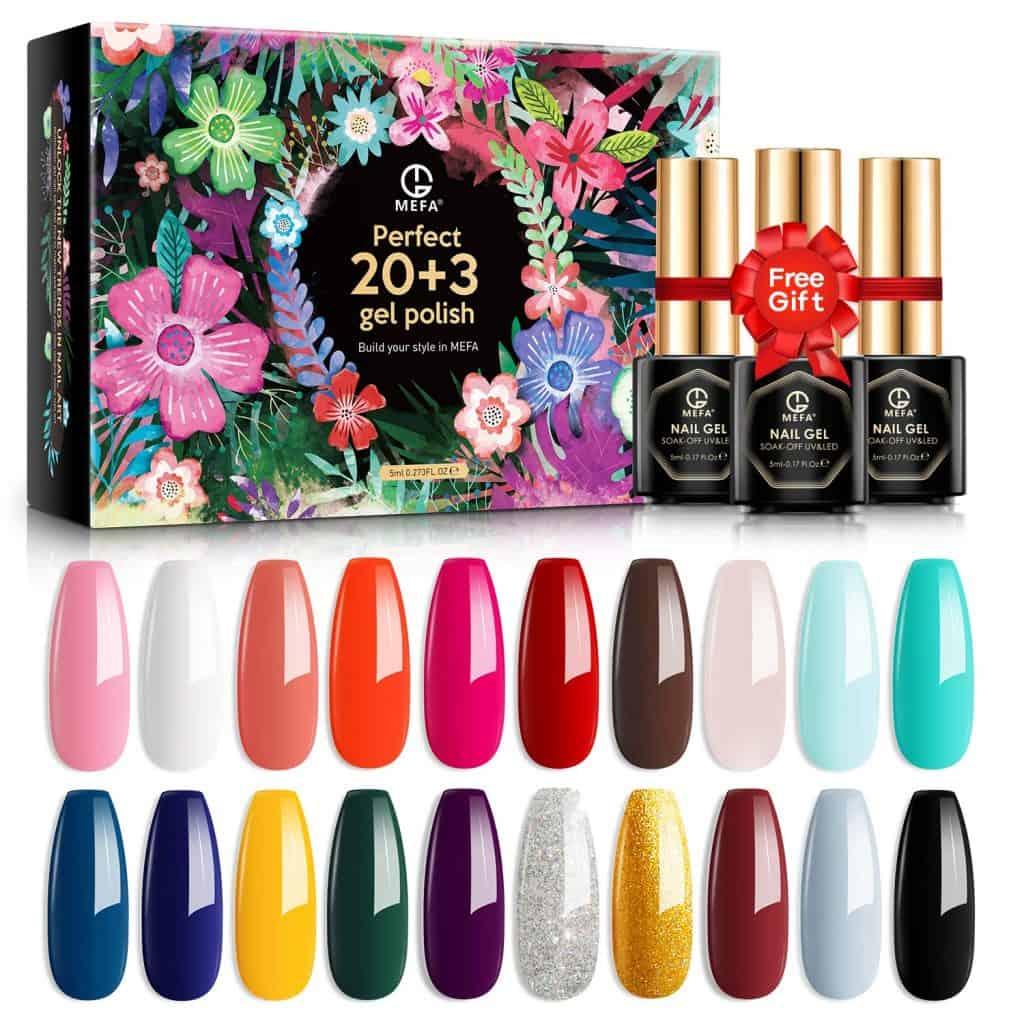 top 10 gel nail polish for pregnant