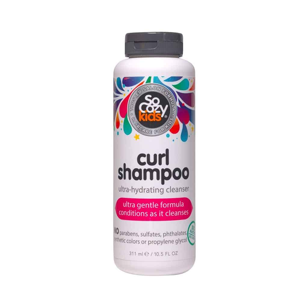 top 10 shampoo for babies with curly hair