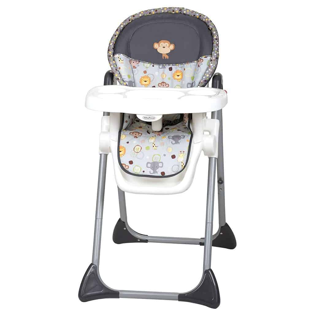 top baby high chair for small spaces