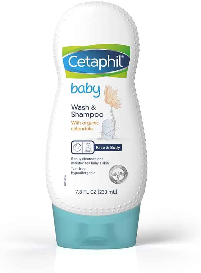 top baby shampoo for dry scalp