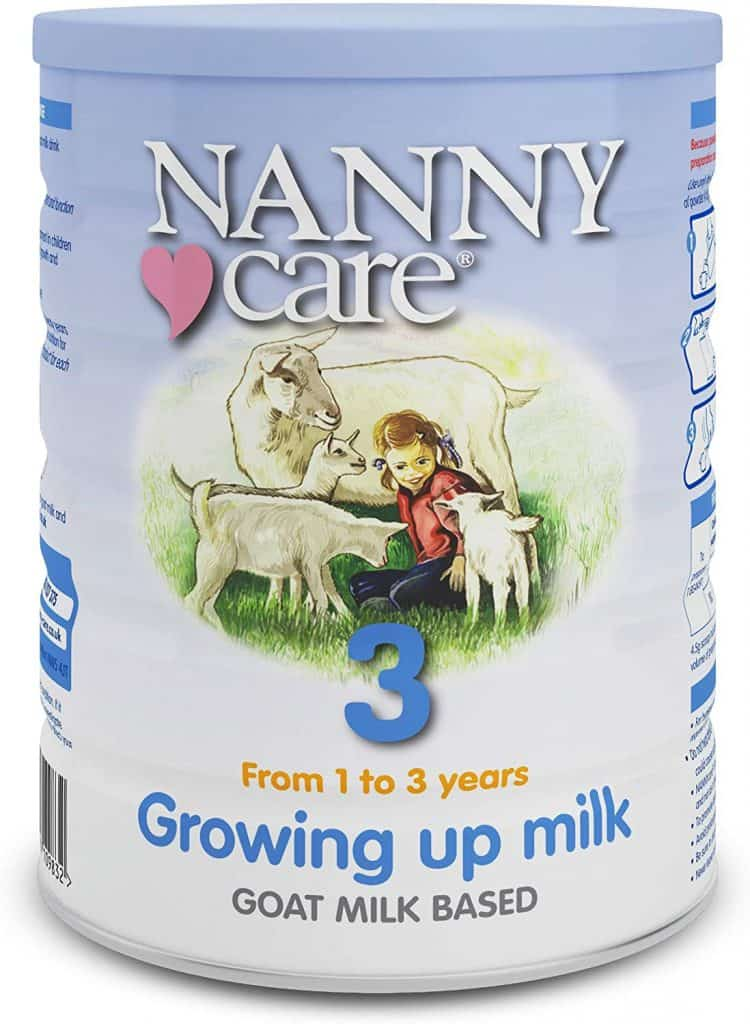 best goat milk for babies