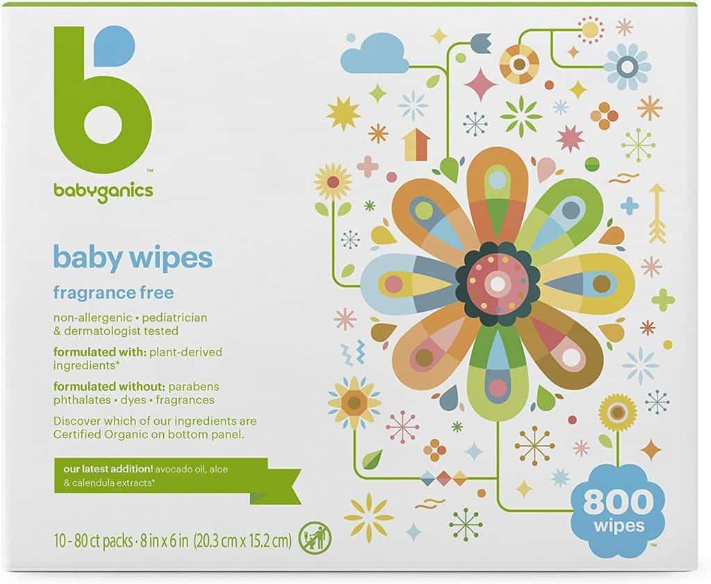 sensitive skin baby wipes