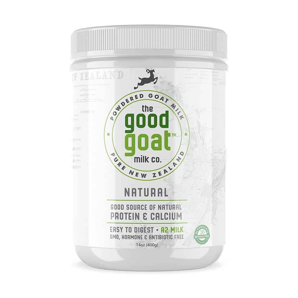 top 5 goat milk for babies