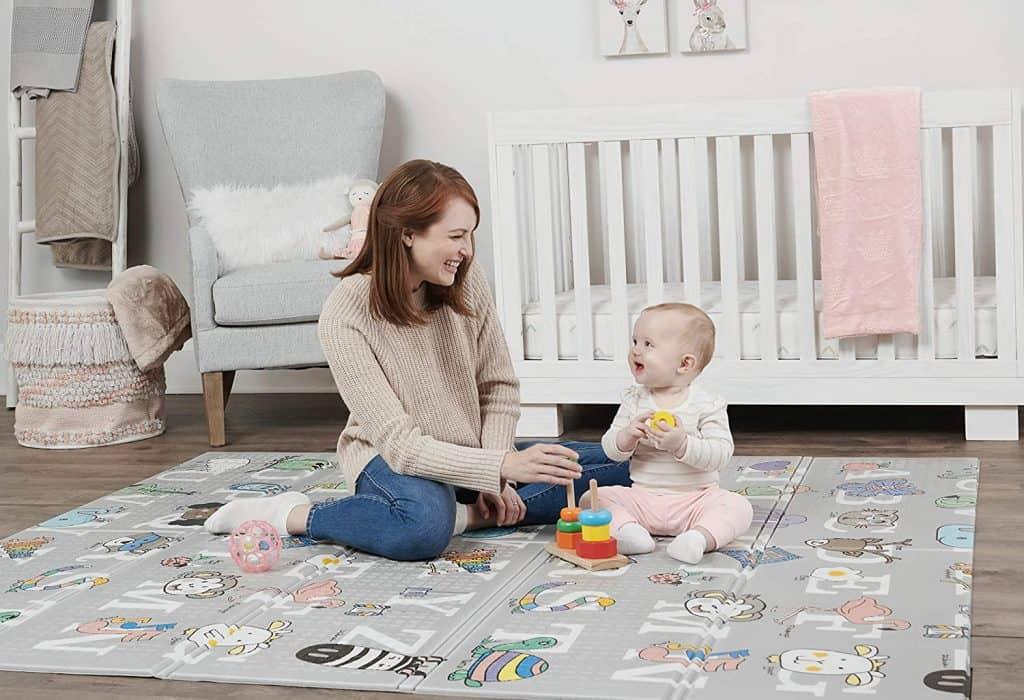 top baby play mats