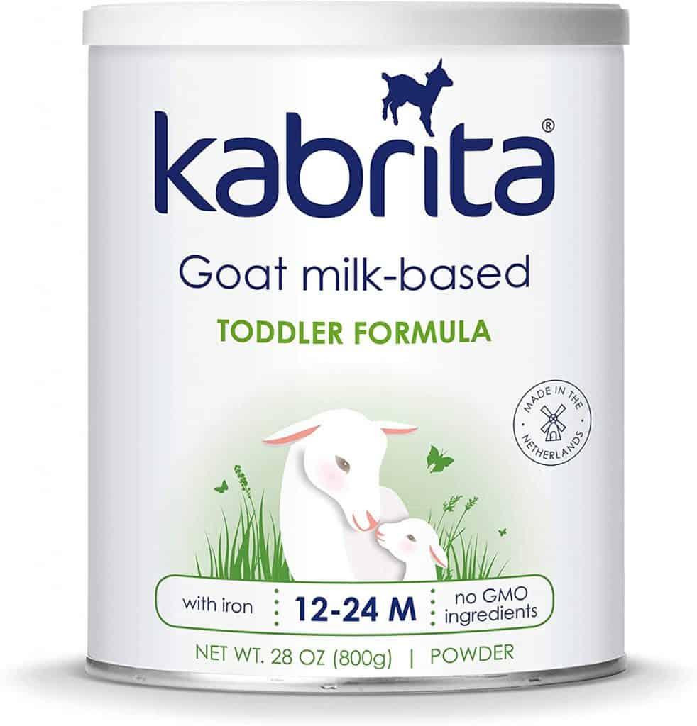 top goat milk formula for babies