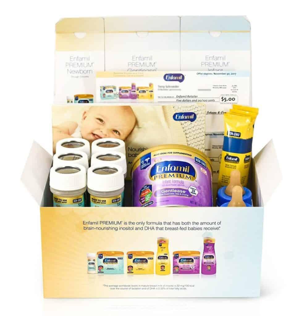free baby samples 2021