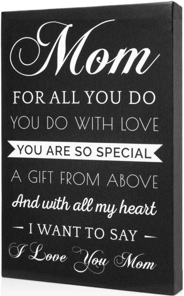 mom birthday message 2021