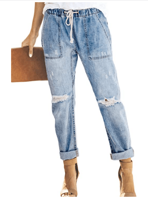 top jeans for big thighs