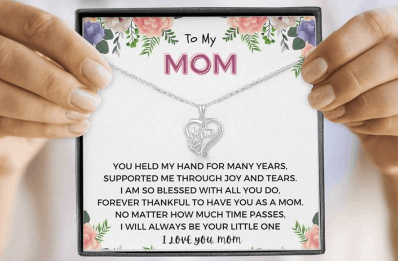 best necklace for mom